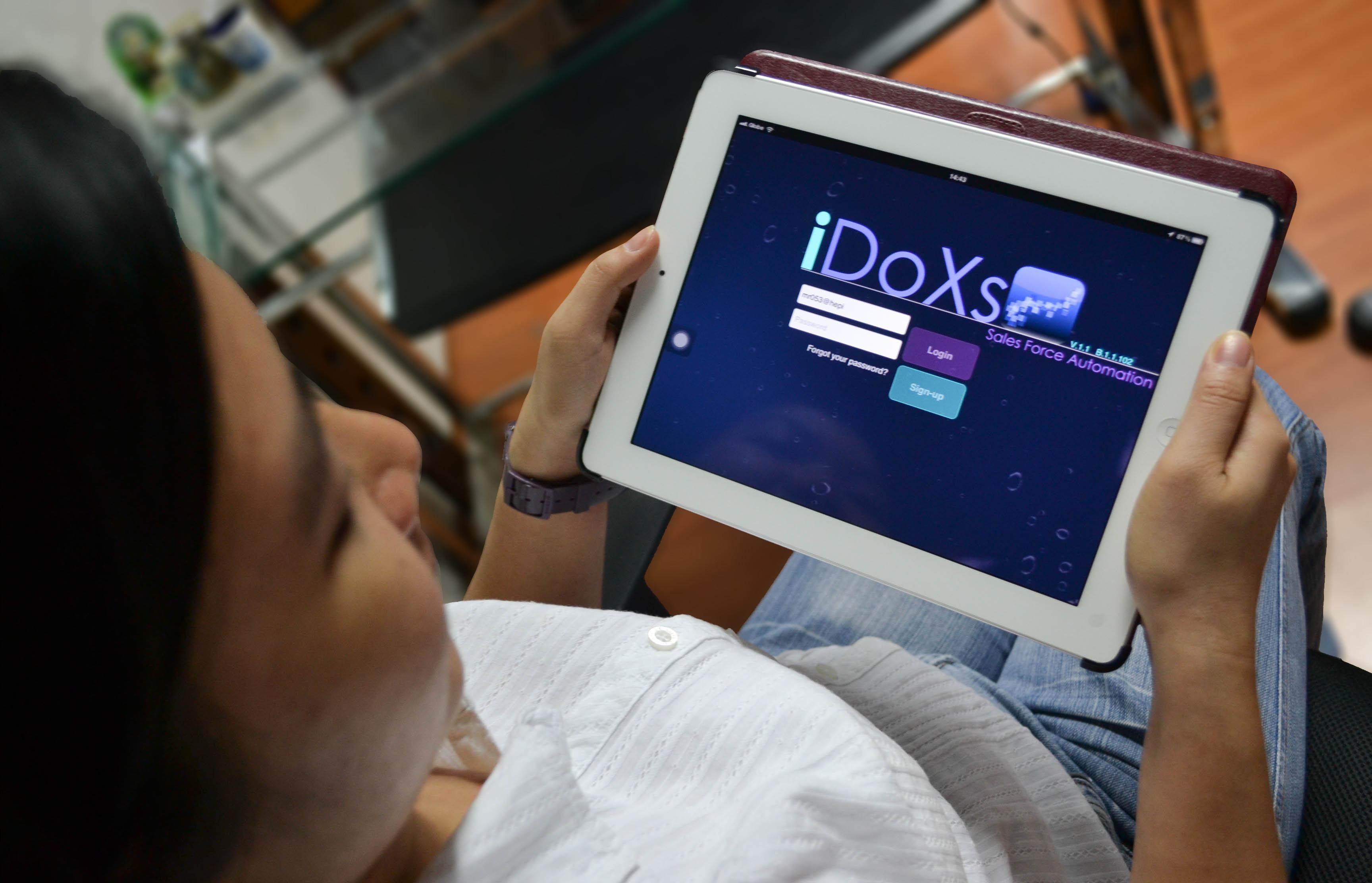 iDoXs Demo