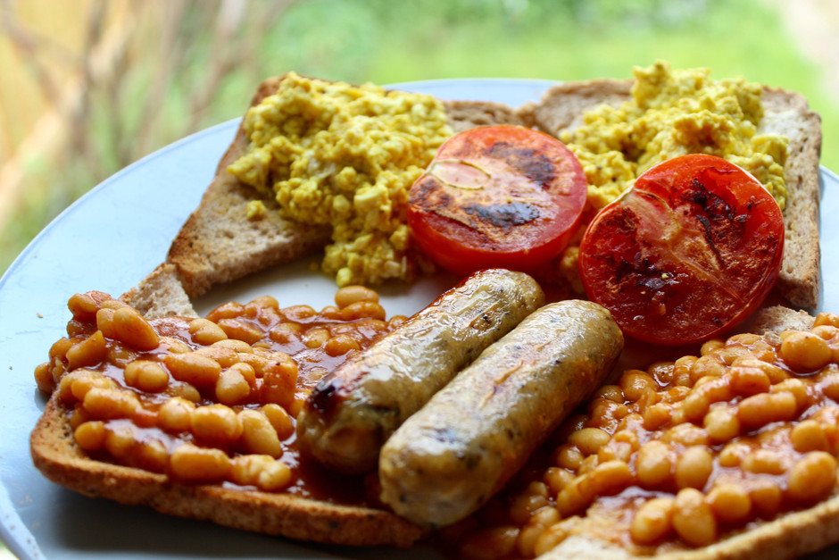Really easy to make high protein vegan meals