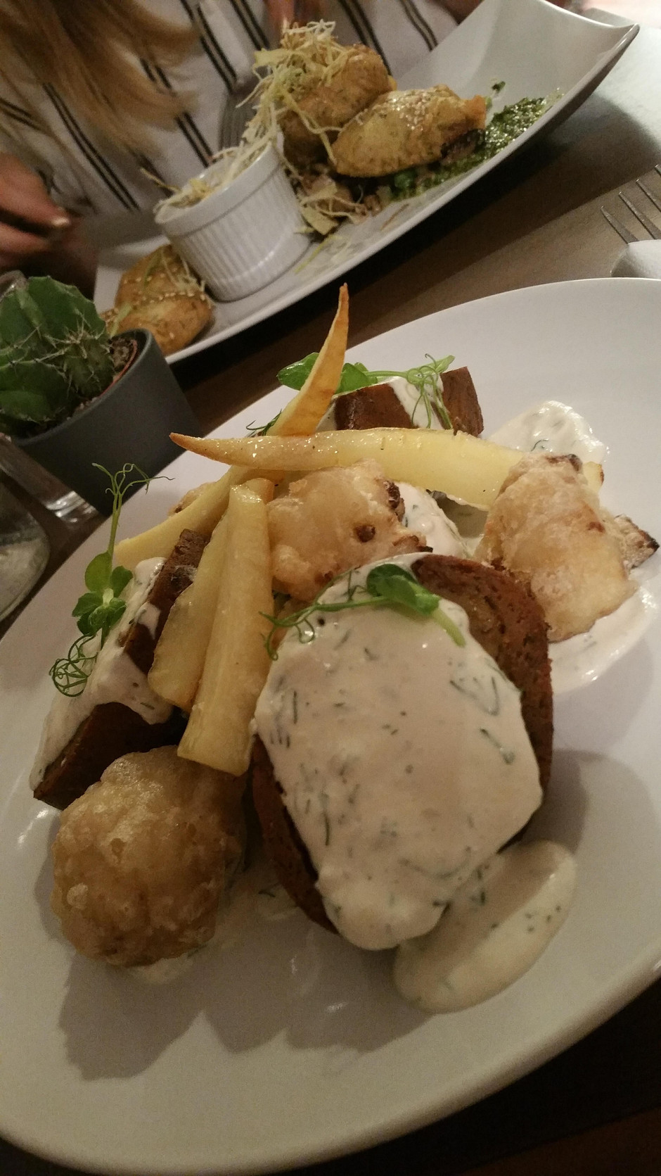 Vegan food in Dublin