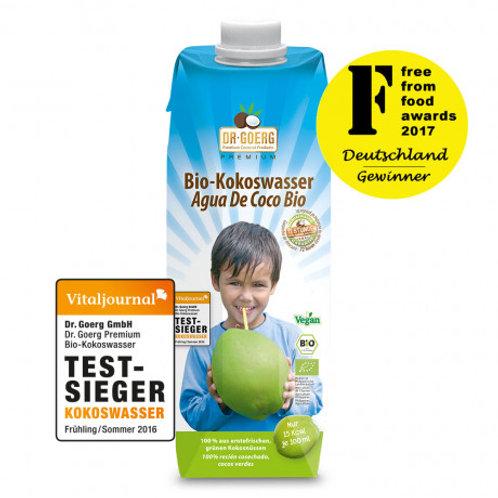 Bio Kokoswasser 1000ml