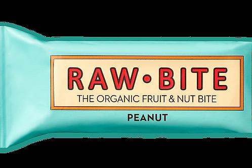 Bio Riegel von Raw Bite (Peanut)