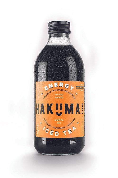 Hakuma Energy Black 330ml