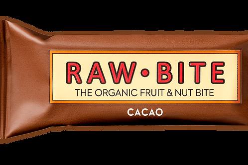 Bio Riegel von Raw Bite (Cacao)