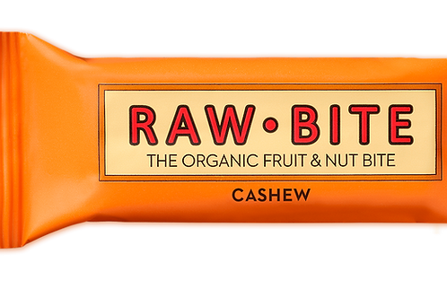 Bio Riegel von Raw Bite (Cashew)