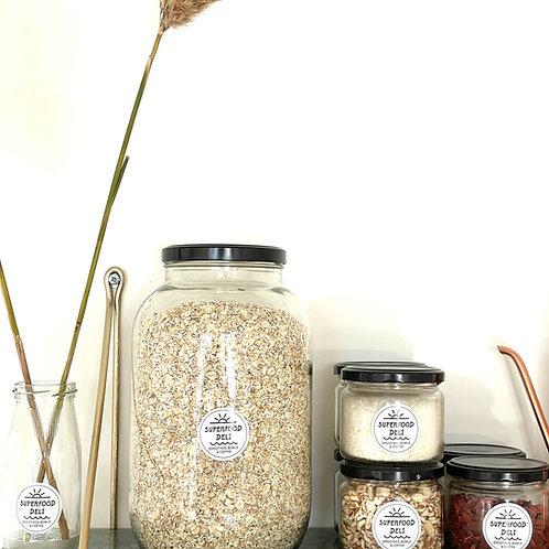 Bio Premium Haferflocken glutenfrei, 1,5 kg zero-waste