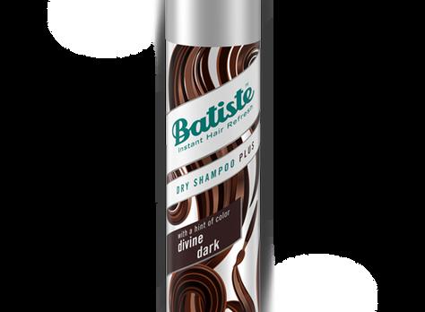 Batiste Dry Shampoo - Divine Dark