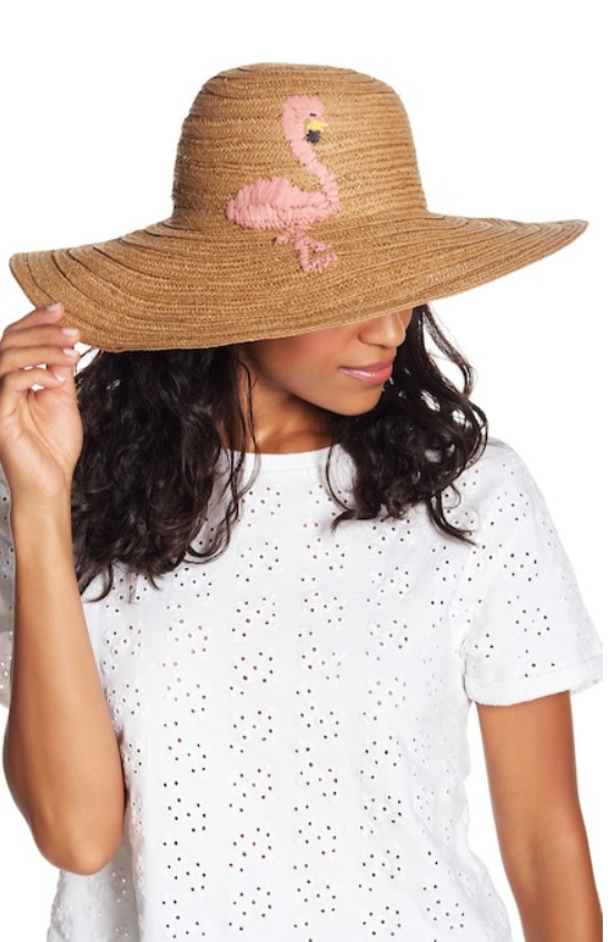 SAN DIEGO HAT Flamingo Sun Hat