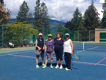 Community Tennis Courts @ Coral Beach Now Open
