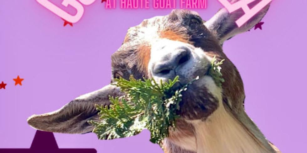 Goatchella @ Haute Goat Farm