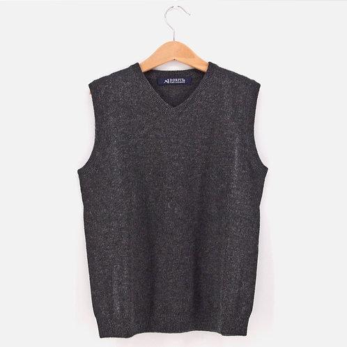 Kids' Cashmere Vest Pullover (Style #12618)