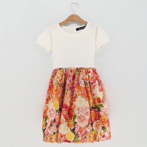 Girls' Cotton Skirt (Style #12827)