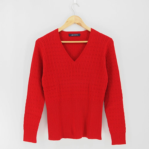Ladies' Cotton Pullover (Style #12243)