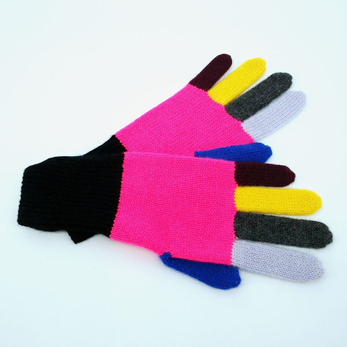 Cashmere Gloves (Style #12786+12787)