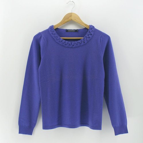 Ladies' Cashmere Pullover (Style #11845)