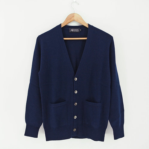 Mens' Cashmere 2 Pockets Cardigan (Styl #10770)