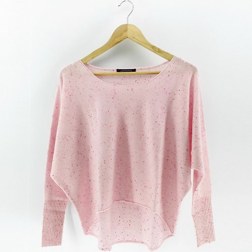 Ladies' Cashmere Poncho Tunic (Style #12475)