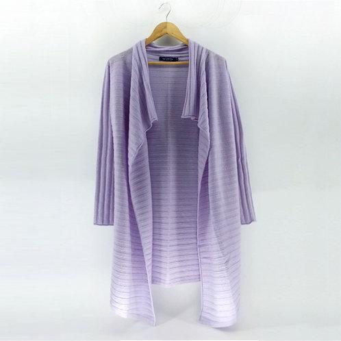 Ladies' Cashmere Long Cardigan (Style #12382)