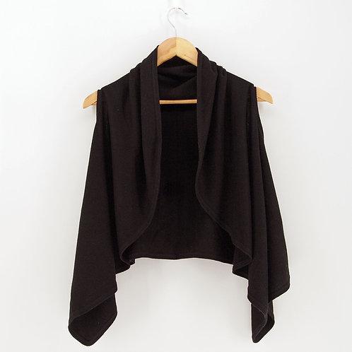 Cashmere-Silk Vest-Wrap (Style #08496)