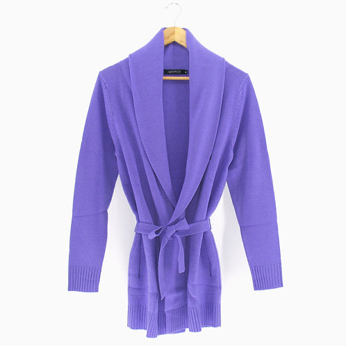 Ladies' Cashmere Long Cardigan (Style #10627)