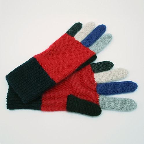 Kids Cashmere Gloves (Style #12820+12821)