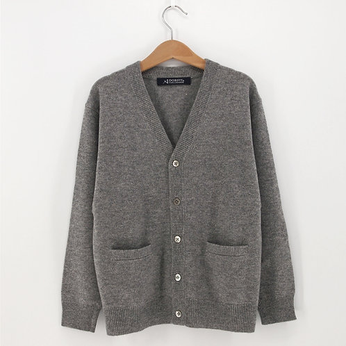 Kids' Cashmere Cardigan with pocket (Style #10282)