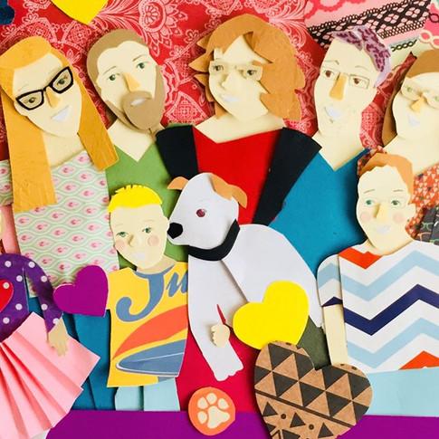 Family portrait ♥️ love my job! 😘 have a lovely cozy week! ._._.___.jpg