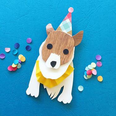 כלבת החלל לייקה 💕 ⭐️⭐️⭐️⭐️⭐️ מהפרויקט המהמם עם _lichtenstadt ._._.jpg