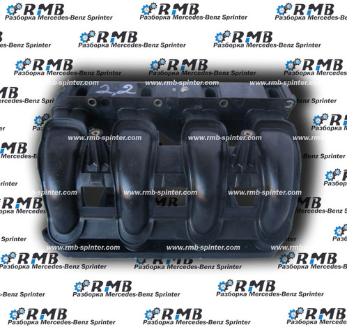 впускной коллектор мерседес спринтер 2.2 cdi 315