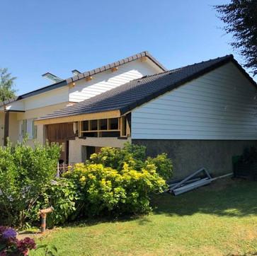 Rénovation et rehausse d'une maison