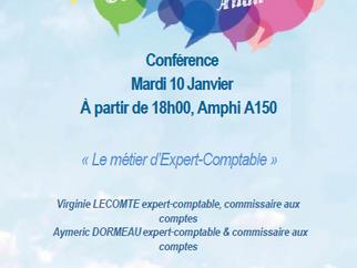 Conférence du 10/01/2017 avec nos partenaires CROEC/CRCC