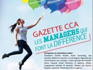 La Gazette de Septembre 2017 est disponible!