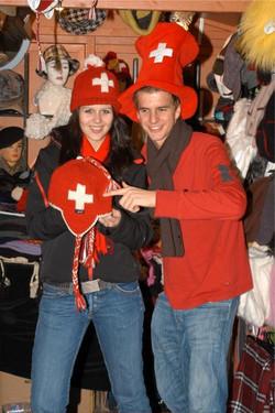 Melanie Oesch & Nikolas Senn