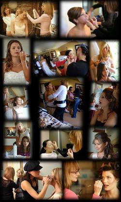 Bett Kennedy makeup/hair team