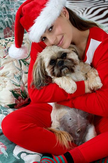 Ava and Yogi Christmas 2016.jpg