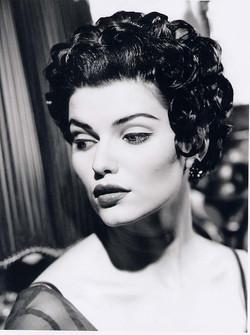 Betty Kennedy Makeup