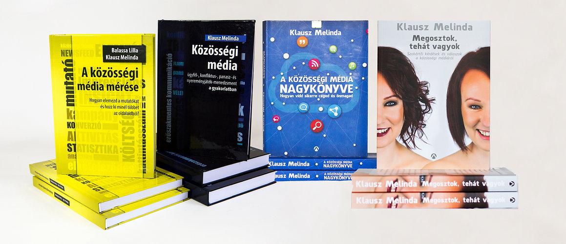 közösségi média könyv