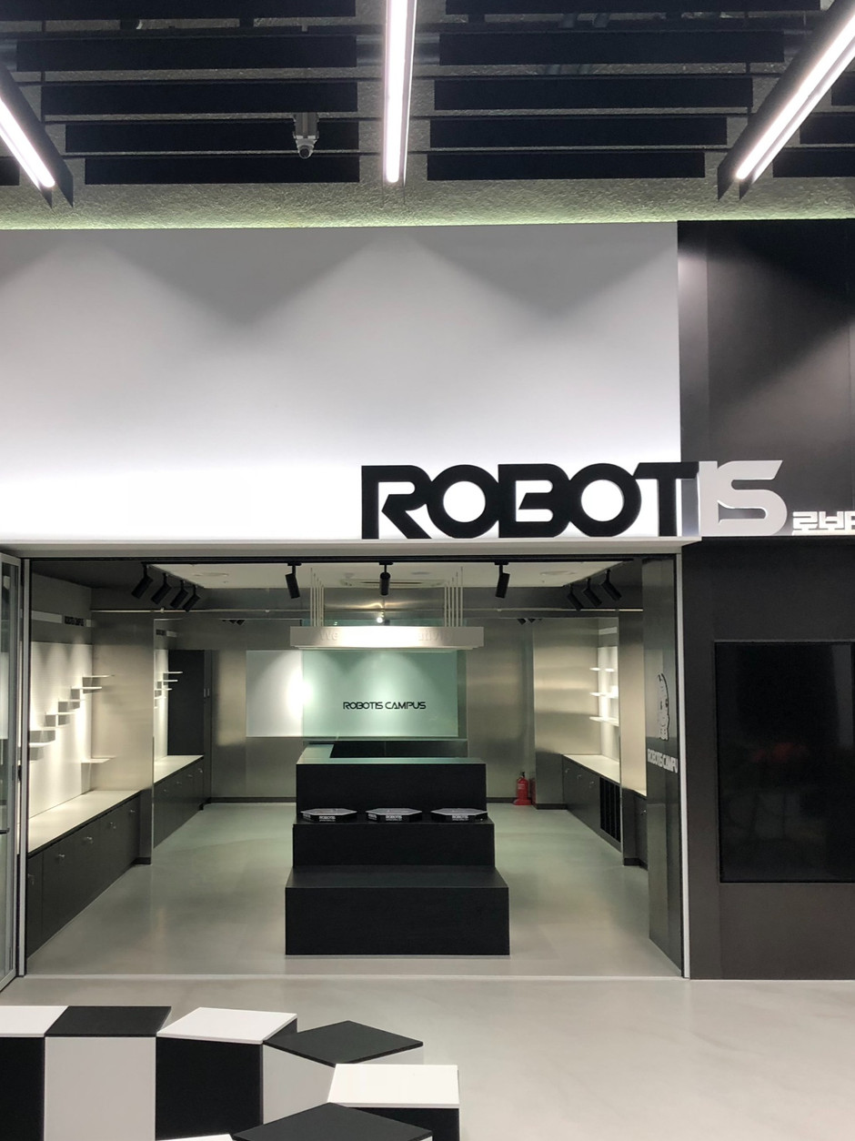 ROBOTIS, office-shop