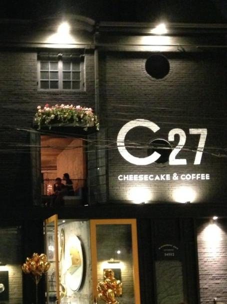 C27, cafe