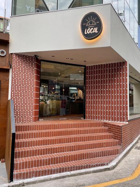 Bakery LOCAL, bakery cafe