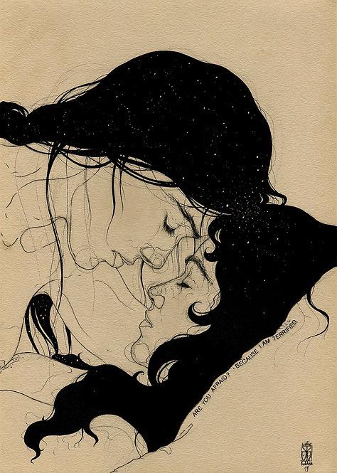 Love III by Kaethe Butcher