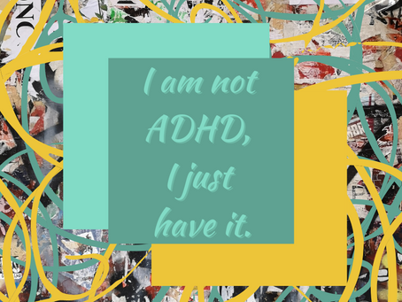 Help, I Have ADHD! 3 Truths to Remember After Diagnosis