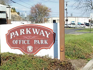 Parkway Office Park Sign