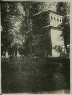 Dzwonnica Wola Wysocka.