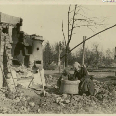 Sokal 1915, wypiek chleba.