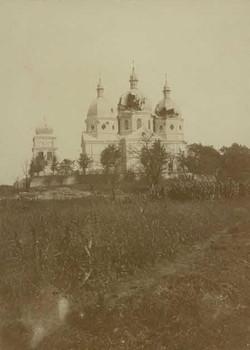 Kirche, Skomorochy (1915