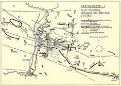 Mapa z 1941roku.