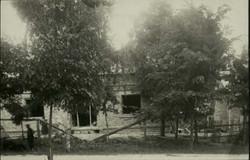 Rozbudowa domu w Uhnowie.