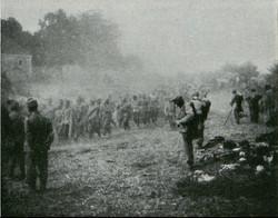 Po bitwie, Oserdów.
