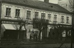 Jarosław 1937, parafia ewangelicka.
