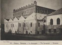 Żółkiew, synagoga